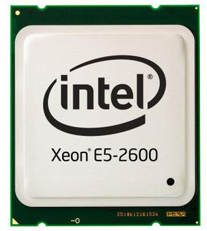 Intel Xeon E5 CPU