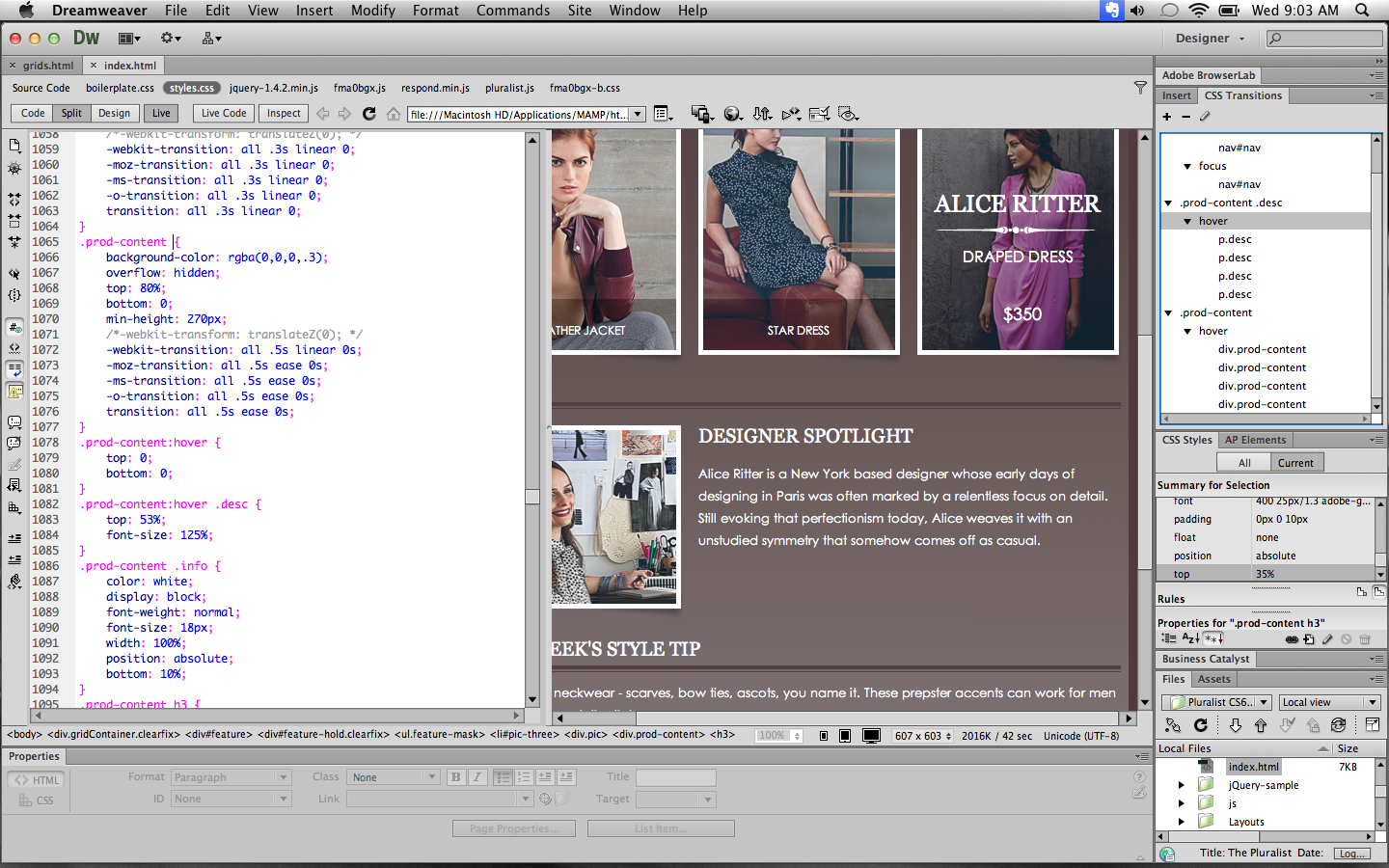 Frontpage alternatives webhostingbuzz wiki for Templates for dreamweaver cs6